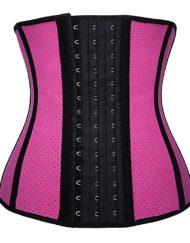 Yianna waist trainer in hot pink