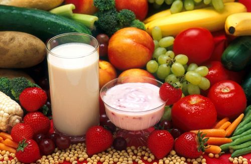 Healthy Fruit and Vegtables