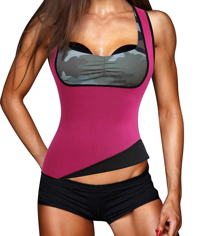 30c8d3a7e21 Women s One Piece Neoprene Sports Workout Vest