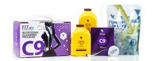 Forever Clean 9 weight management programme to aid waist training