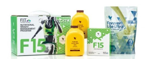 Forever Living F15 package for waist training