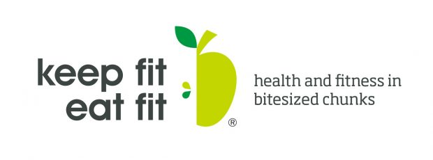 Keep Fit Eat Fit logo