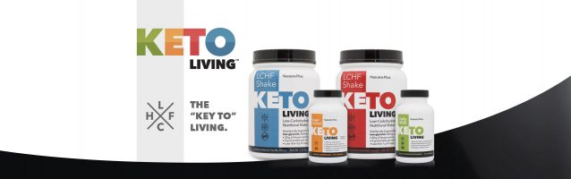 Natures Plus KetoLiving products